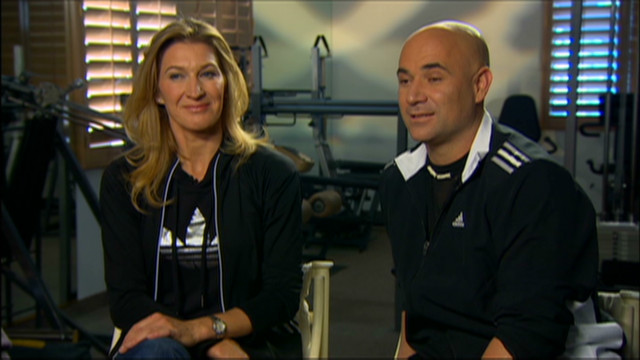 tennis agassi graf olympic winners_00070526