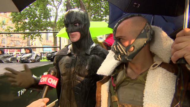 Batman goes to London