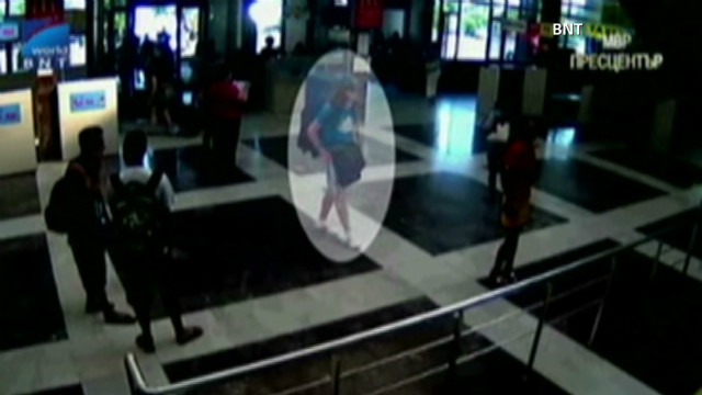 New video of purported suicide bomber