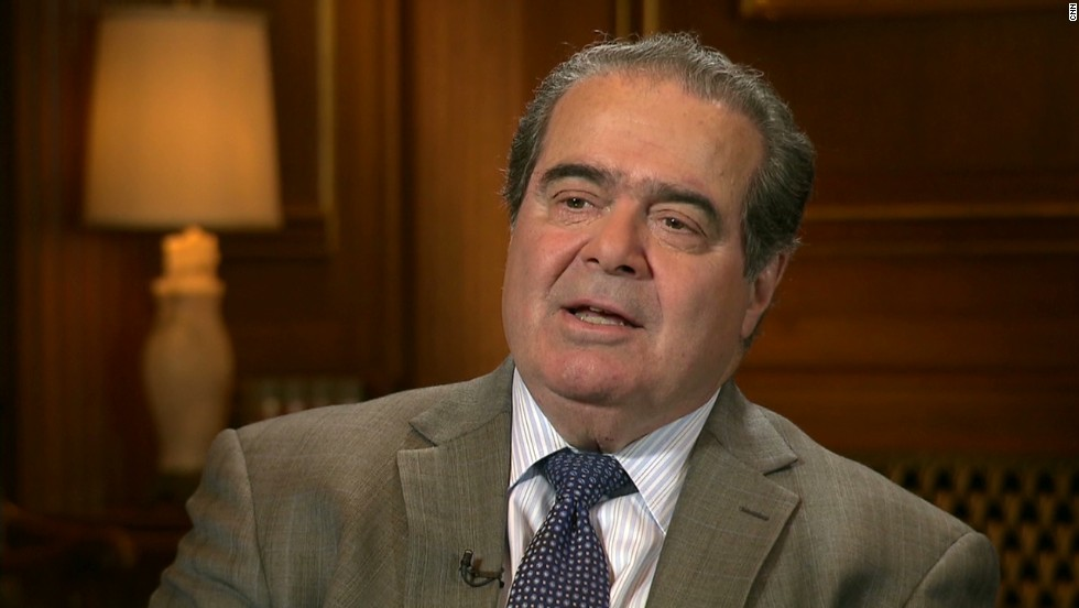 Justice Antonin Scalia was appointed by President Ronald Reagan in 1986 to fill the seat vacated by Justice William Rehnquist when he was elevated to chief justice.  A constitutional originalist -- and a colorful orator -- Scalia was a member of the court's conservative wing.  At the time of his death, Scalia was the court's longest-serving justice.