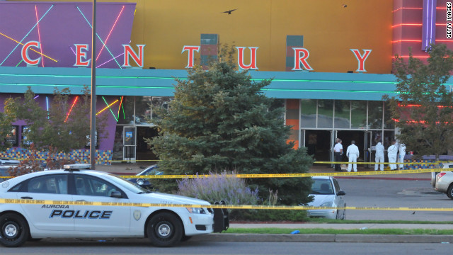 Police: 71 people shot in movie theater