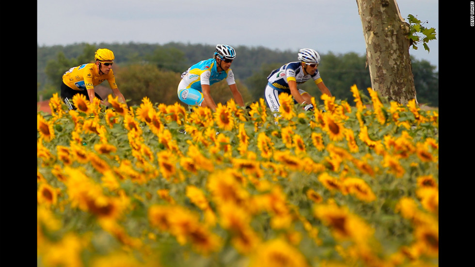 Wiggins became the first cyclist from Great Britain to win the Tour de France in 2012 with a commanding performance for Team Sky. The London-born rider grabbed the yellow jersey on stage seven and never looked back.