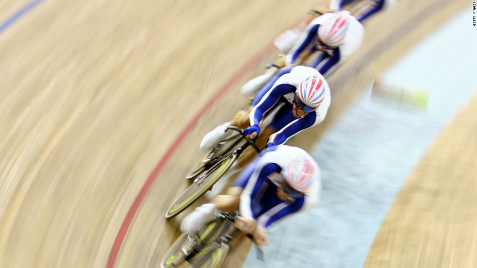 Four years later in Beijing, Wiggins went one better by collecting two gold medals. One of his triumphs came in the four-man team pursuit discipline.