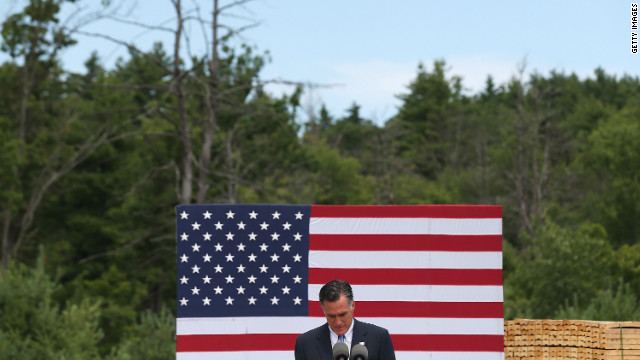 Romney condemns 'hateful act'