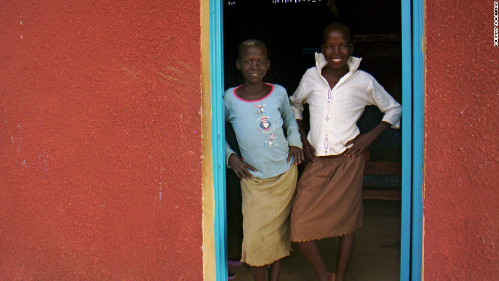 Kabang took this photo when she was 14.  Her father died after a long illness in Uganda.  Her mother tried to provide for the family but eventually took Kabang to live at St. Bartholomew's Orphanage.  She wants to be a doctor when she grows up.