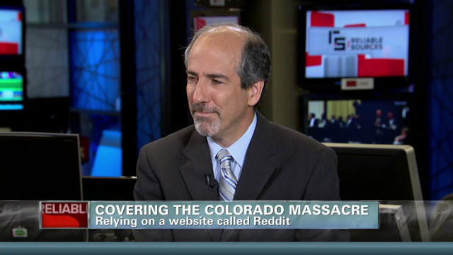 Covering the Colorado massacre