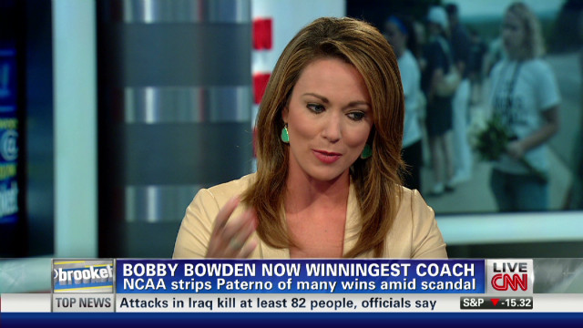 Bowden: I'm not rejoicing
