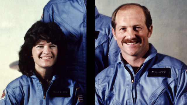 Thagard: Sally Ride wanted to inspire