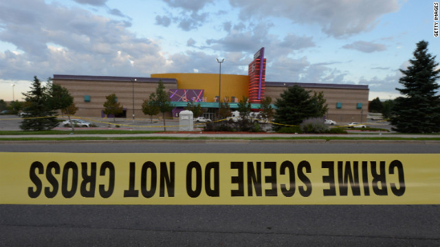 "James Holmes is accused of killing 12 people during a screening of ""The Dark Knight Rises"" in Colorado."