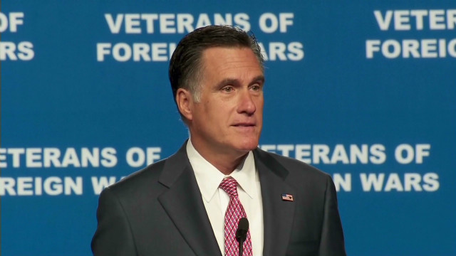 Romney: Leaks betray national interests