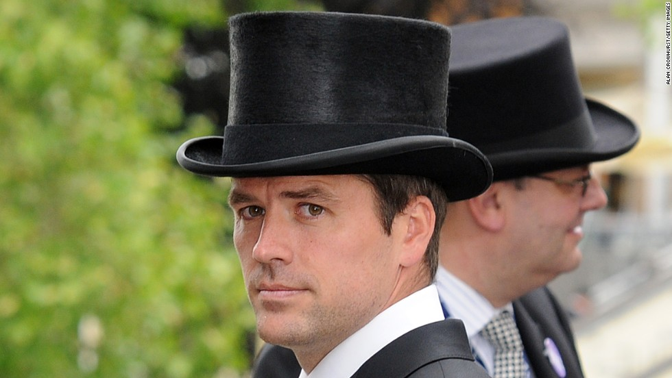 Former England striker Michael Owen co-owns Manor House Stables, based in Cheshire.