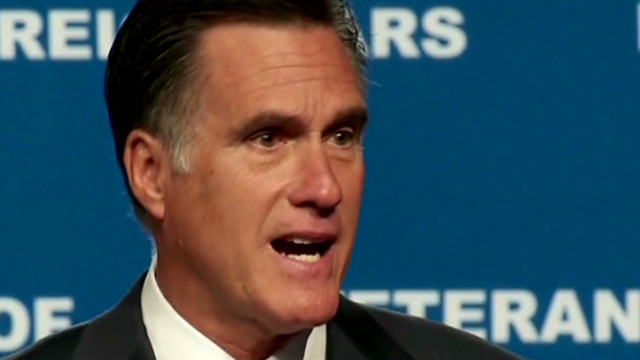 Romney attacks on leaks, defense cuts