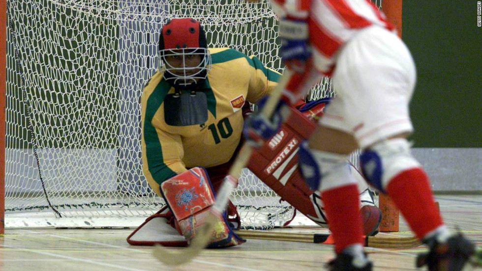 Roller hockey, unlike its ice cousin, failed to capture the imagination. It appeared at just one Olympics -- Barcelona in 1992.