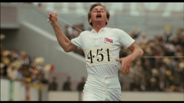Athletes inspired by 'Chariots of Fire'