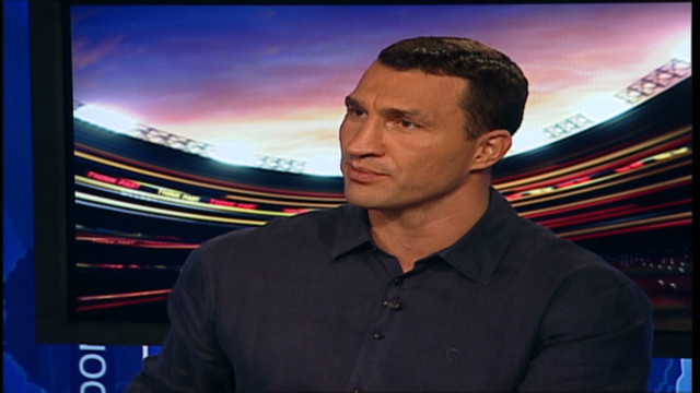 Wladimir Klitschko's Olympic highlight