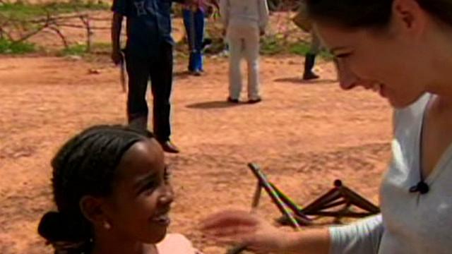Mali's refugee children