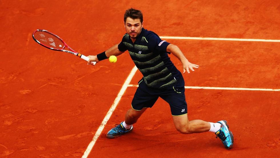 That 2008 moment remains the peak of Wawrinka's career. He has won two men's singles titles since, but has only reached the quarterfinal stage of a grand slam twice. This year he lost in the fourth round at the French Open, the third round at the Australian Open and the first at Wimbledon.