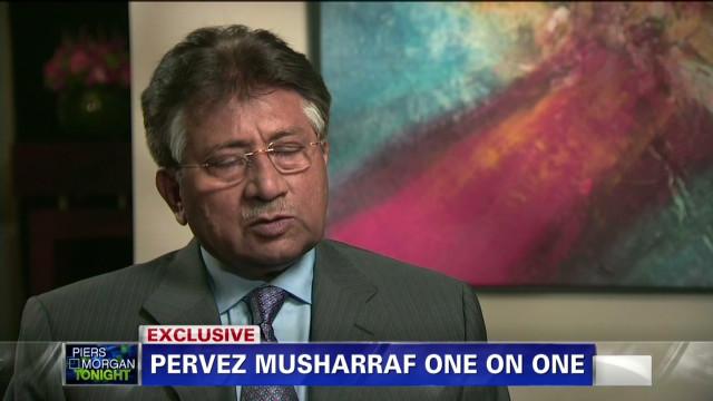 Pervez Musharraf on Osama bin Laden