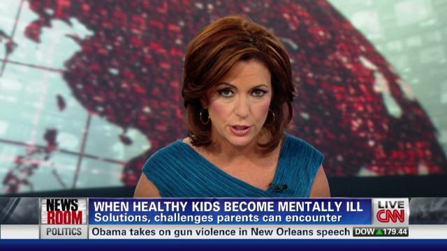 When healthy kids become mentally ill