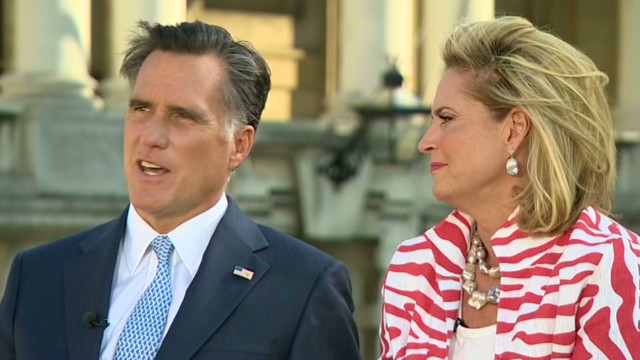 Romney: People don't want less success