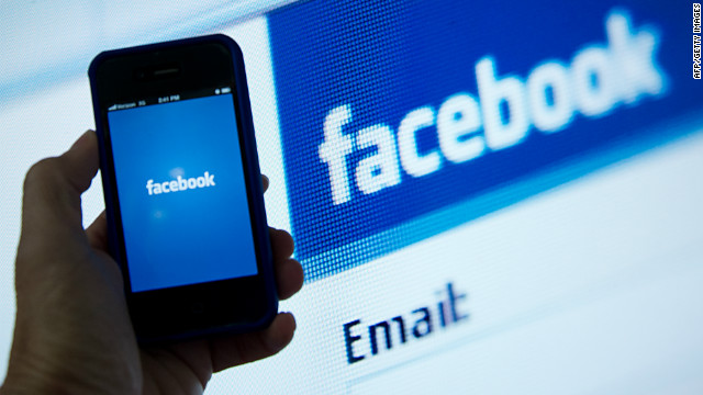 Americans spend, on average, a half hour a day visiting Facebook via their phones, according to a new survey.