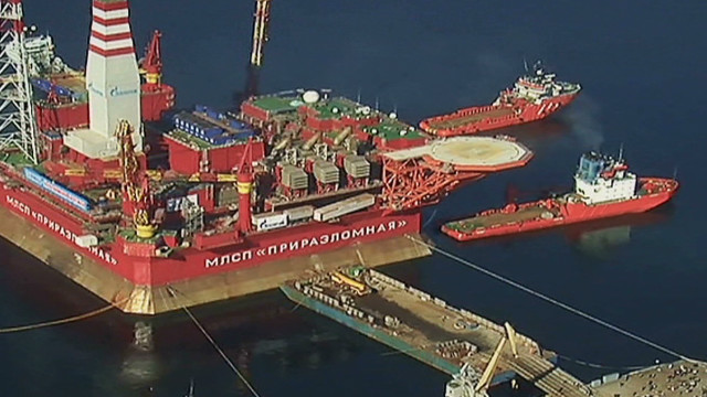 2012: Russia's big Arctic oil ambitions