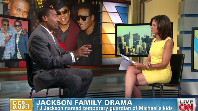 Katherine Jackson speaks out about drama