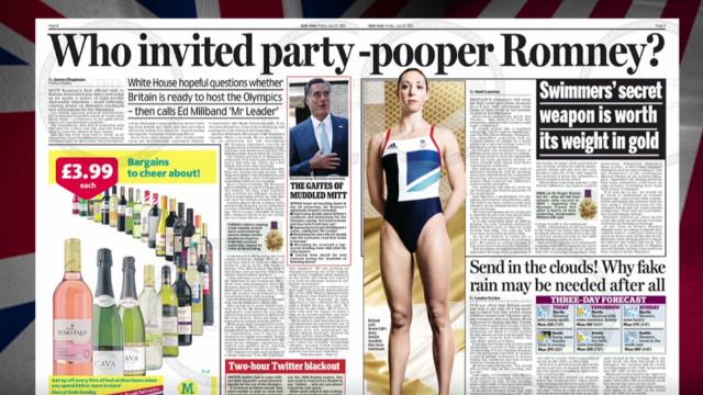 Romney's London blunders