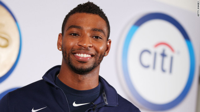 Olympic swimmer Cullen Jones got involved with the Make a Splash Initiative in 2008 after winning an Olympic Gold medal.