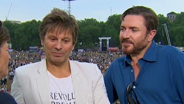 Duran Duran to play at Olympics
