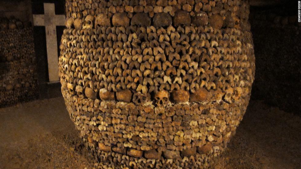Bone people: The explorers of the Parisian catacombs - CNN.com