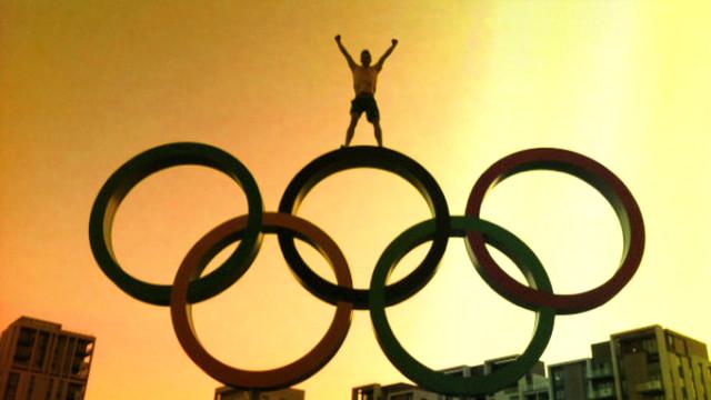 Olympic athletes light up social media