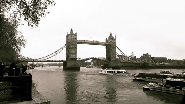 London's Tower Bridge: Behind the scenes