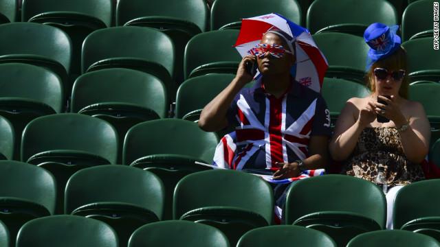 Twitter ruining Olympics?