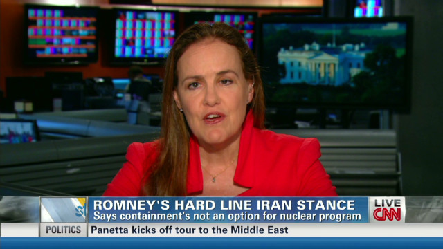 Obama rep:Romney fails to lay out policy