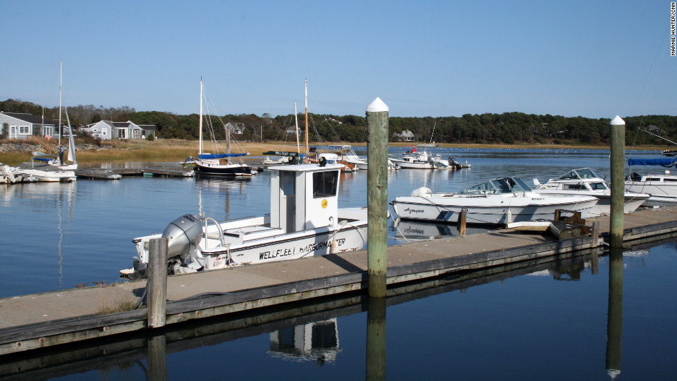 Wellfleet is located in the middle of Massachusetts' Cape Cod, offering summer visitors a choice of swimming, seafood, sailing, kayaking and other sports. Many guests rent houses by the week and enjoy the community's offerings.