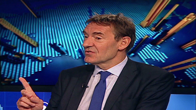 O'Neill: EU 'waiting for leadership'