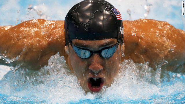 Phelps wins 18th Olympic medal