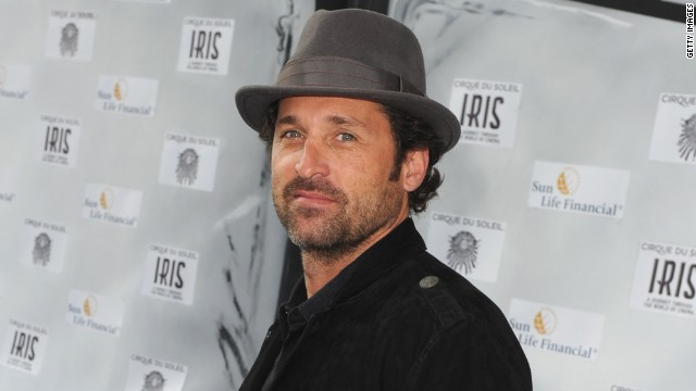 """Grey's Anatomy"" star Patrick Dempsey removed the tweet in question."