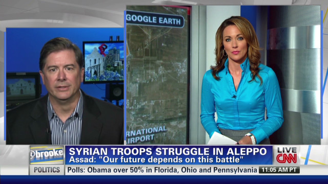'Fighting to the death' in Syria