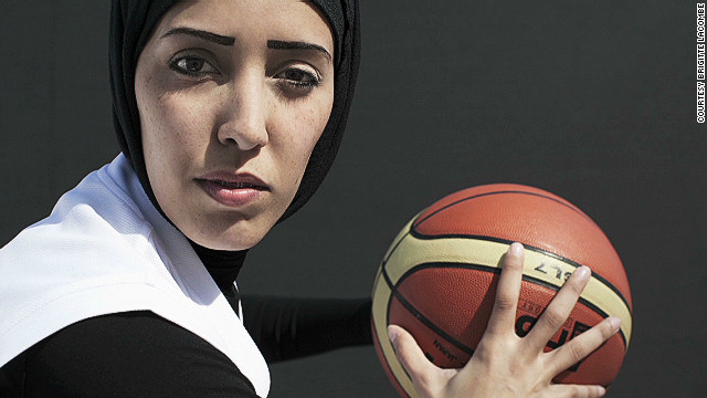 Arab women in sports
