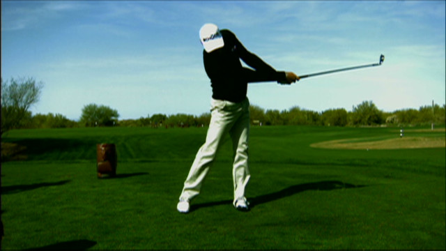 Kaymer's consistent iron game