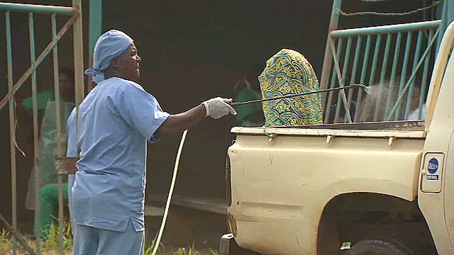 Ebola death toll rises in Uganda