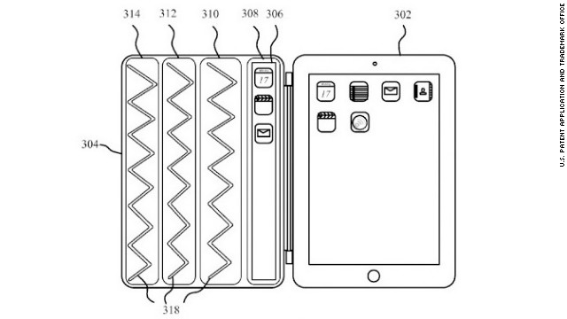 A recently released Apple patent offers hope for a future iPad with dual-screen usability.