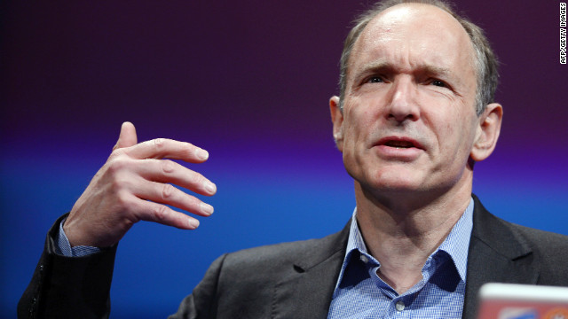 Talking with Tim Berners-Lee