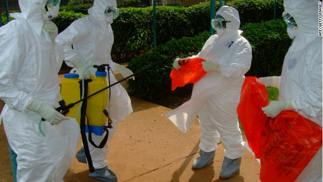 More deaths in Uganda Ebola outbreak