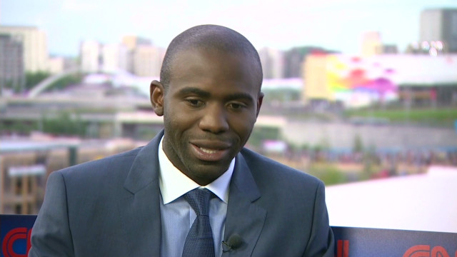 Fabrice Muamba on playing soccer again