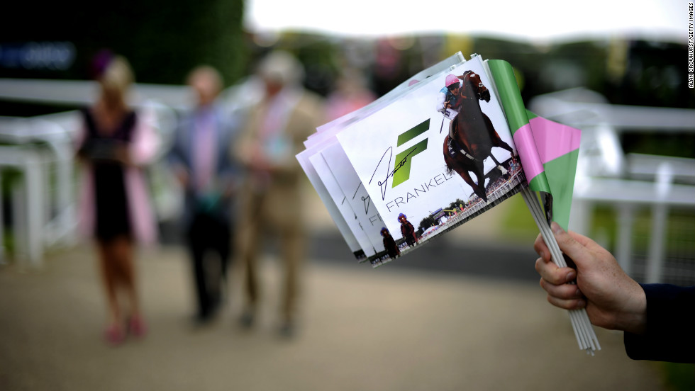 Both Black Caviar and Frankel have spawned a micro marketing industry. Frankel flags were the order of the day at Glorious Goodwood this year. There is also an impressive line in Frankel fleeces, mugs and hats available online.