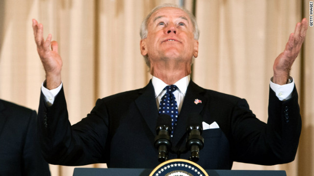 Joe Biden is part of a storied tradition of VP gaffes, like offering condolences to the Irish PM for his still-living mother.