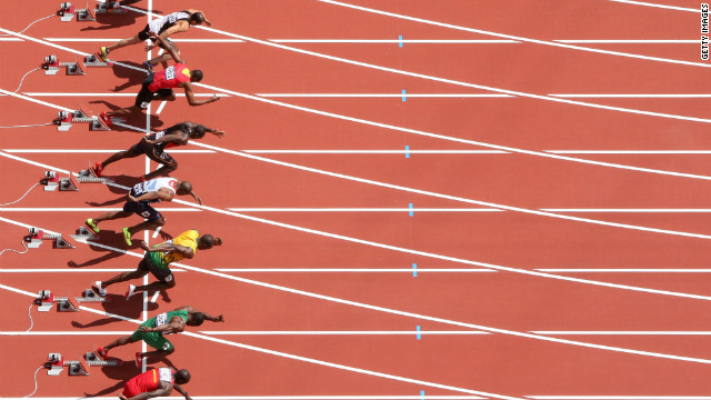 Track and Field CEO: We want sponsors